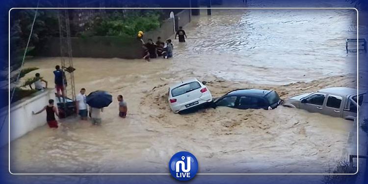 الفيضانات التي اجتاحت نابل في 2018.. خسائر بالمليارات !