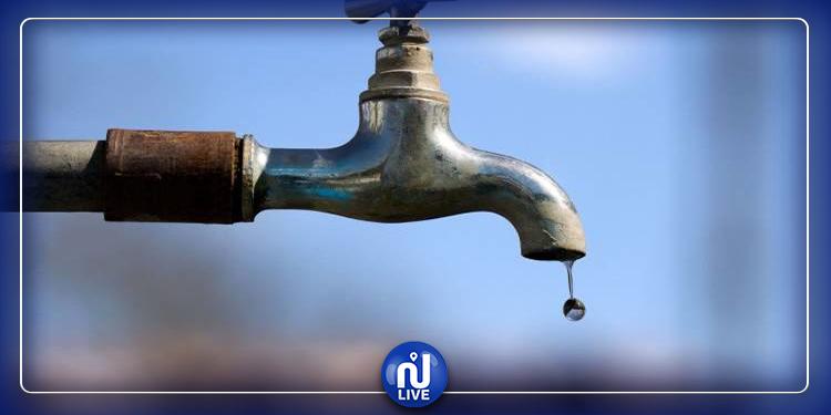 Coupure de l'eau potable dans plusieurs régions de Mahdia et Sfax, à partir de cette date…