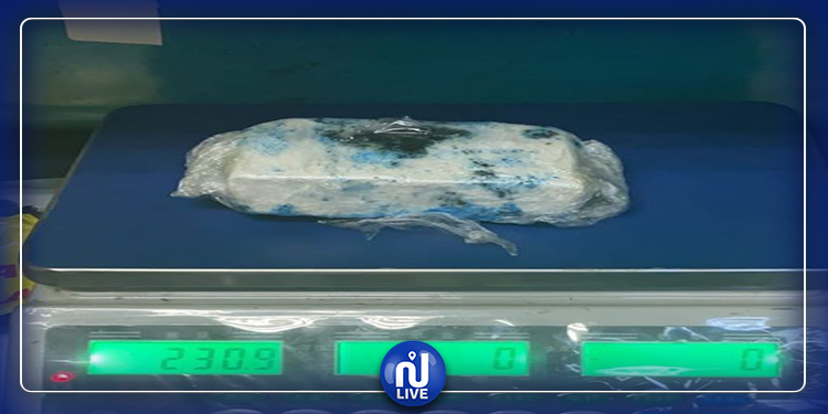 ضبط كمية كوكايين بحوزة مسافر في مطار تونس قرطاج