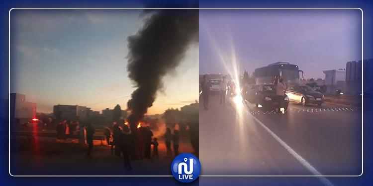 Accidents répétitifs : les habitants de Kalâa Seghira protestent
