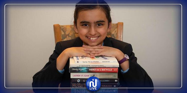 طفلة الـ 10 سنوات تتفوق على''آينشتاين'' و''هوكينغ'' في اختبار الذكاء