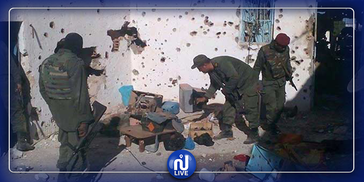 القبض على عنصر إرهابي شارك في هجوم بن قردان