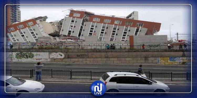 Un séisme de magnitude 6 frappe le Chili