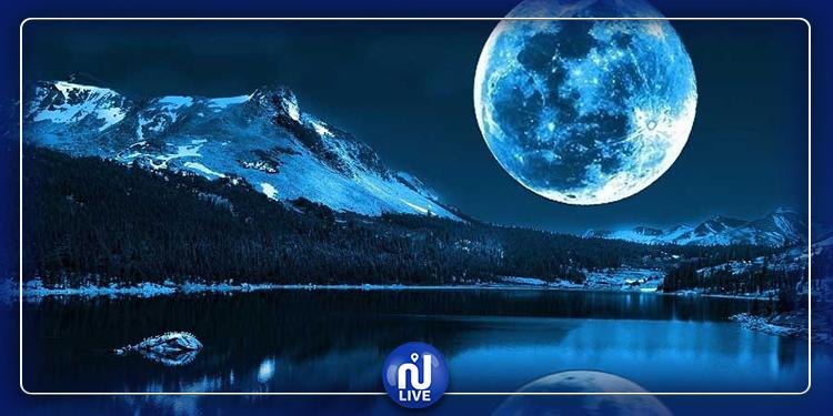 ترقبوا ''القمر البارد'' الليلة ...