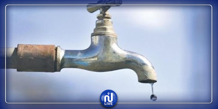 اضطراب في توزيع مياه الشرب بهذه المناطق