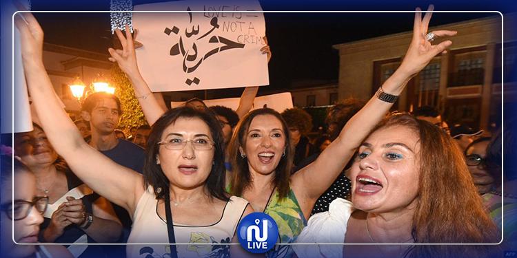 مغربيّون يوجهون عريضة للبرلمان  : ''الحب ليس جريمة''