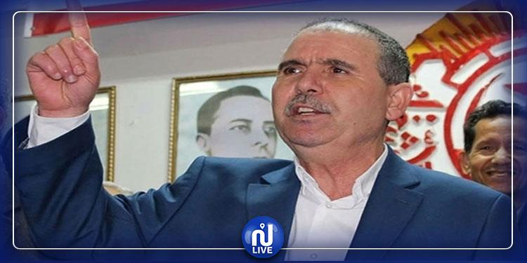 الطبوبي : ''نرفض التآمر على الشعب الليبي''