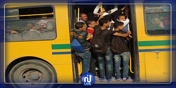 في تونس.. الحافلات لتعذيب المواطنين !