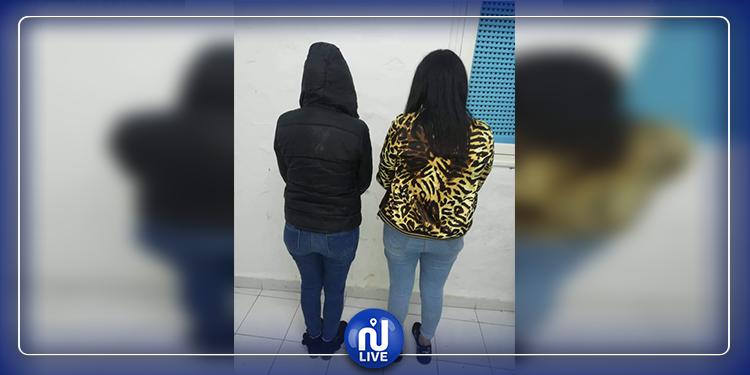 الحمامات:  القبض على فتاتين تروجان مخدر ''الشيطان''