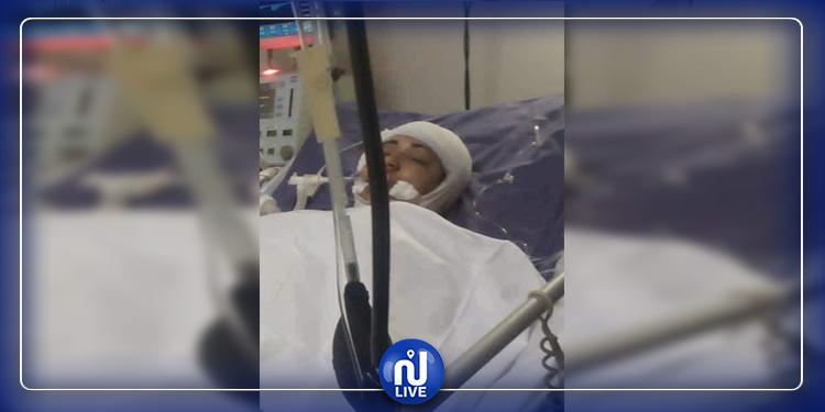 بعد وفاة شقيقتيها في فاجعة عمدون .. ''نجمة '' في حالة حرجة بمستشفى شارل نيكول