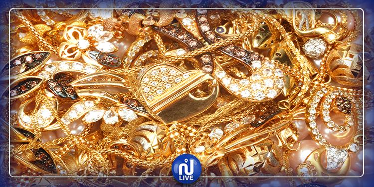حجز كمية من الذهب والألماس المهرب بقيمة 380 مليونا
