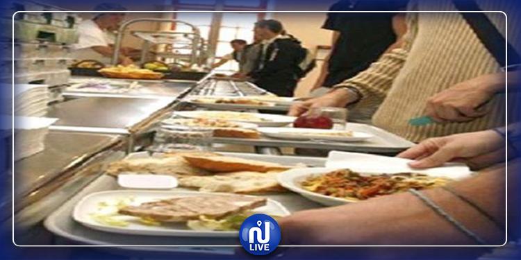 2500 طالب دون  وجبة عشاء في المطعم الجامعي برجيش