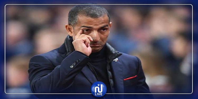 Le franco-tunisien Sabri Lamouchi refuse une ofrre de la Premier League