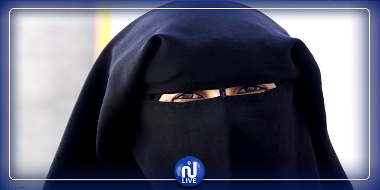 الكاف: إيقاف فتاة منقبة صادرة ضدها أحكام بالسجن
