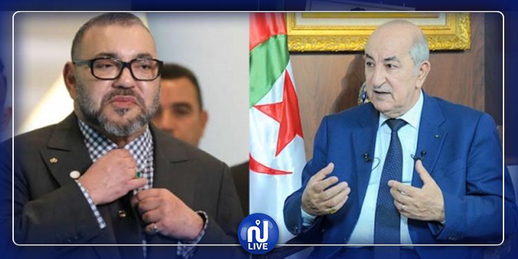 Le roi Mohamed VI appelle Tebboune à ouvrir ''une nouvelle page''