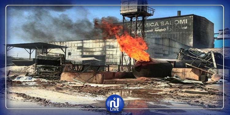 Soudan : l'exploitation d'une usine de céramique fait au moins 23 morts