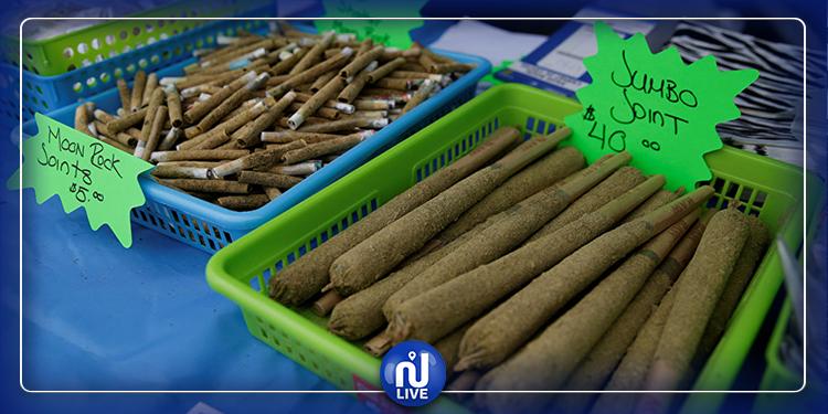 ولاية أمريكية تسمح ببيع الماريخوانا بالمتاجر وتدخينها خارج المنازل