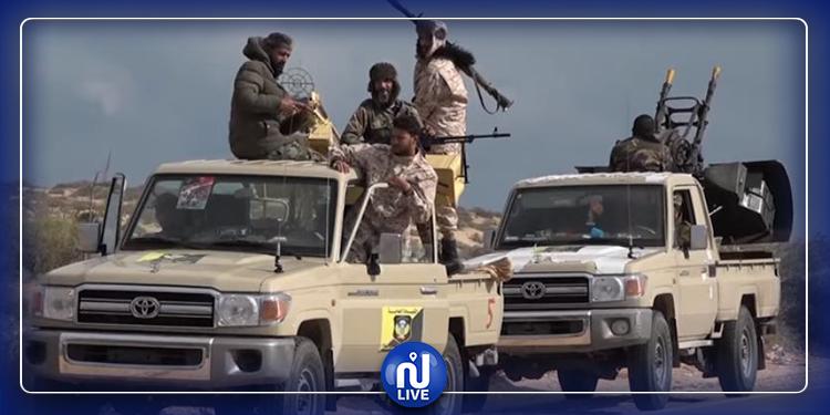 خرق الهدنة في طرابلس بعد ساعات من اختتام مؤتمر برلين