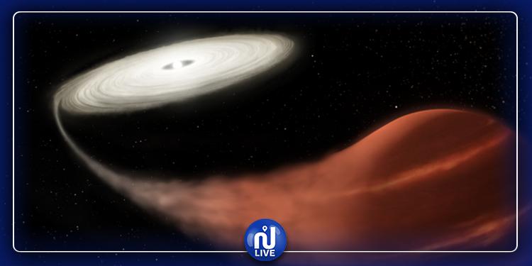 قريب من الأرض .. اكتشاف نجم ''مصاص دماء'' يتغذى على الكواكب !