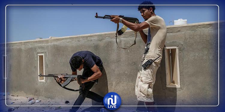 البعثة الأممية تندّد بنقل الأسلحة والمقاتلين الأجانب إلى ليبيا