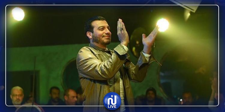 بعد وفاة والده بأسبوعين.. إيهاب توفيق يحيي حفلا غنائيا