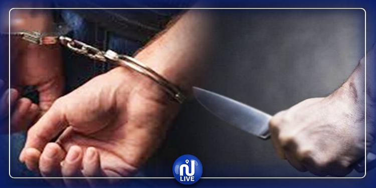 القبض على شاب بتهمة محاولة القتل بسيدي حسين