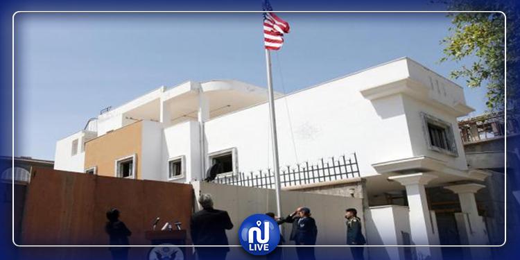 السفارة الأمريكية في ليبيا تطلب استئناف انتاج النفط