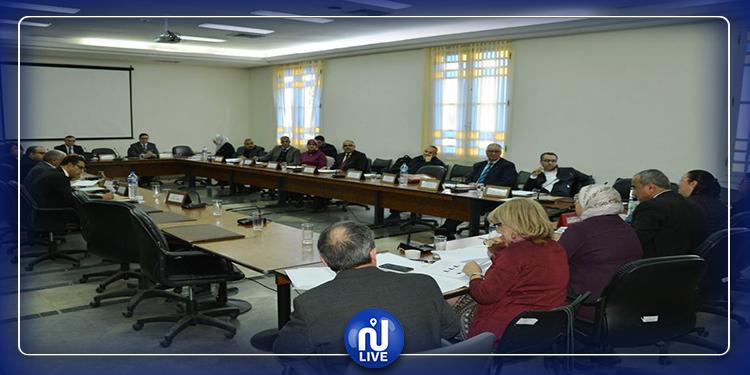 لجنة المالية بالبرلمان تستمع إلى وزير المالية