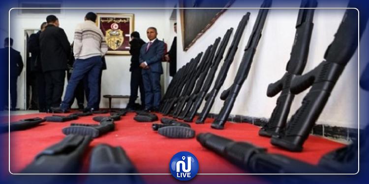 تفاصيل جديدة عن كمية ''الأسلحة التركية'' المحجوزة في مدنين