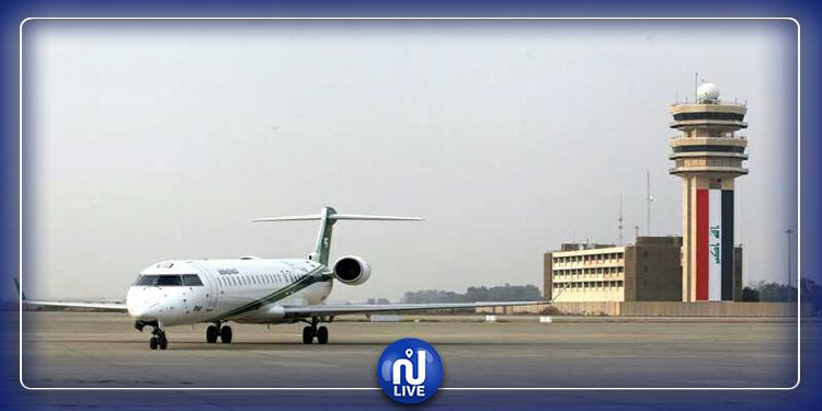 الطيران المصري يعلّق رحلاته  إلى بغداد