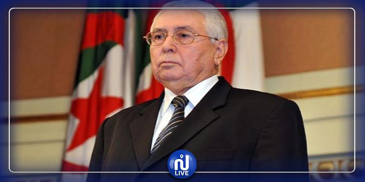 استقالة رئيس مجلس الأمة الجزائري