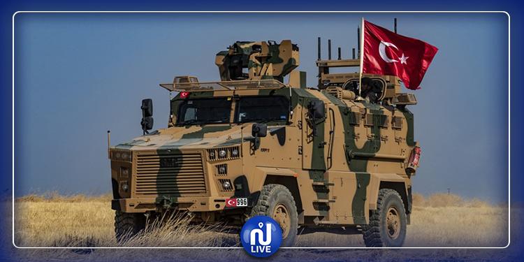 Des unités de l'armée turque en route pour la Libye