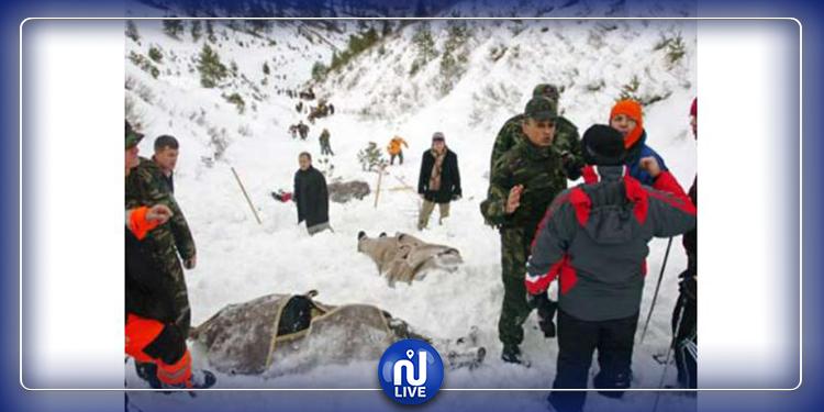 تركيا: مقتل 8 أشخاص في انهيار جليدي