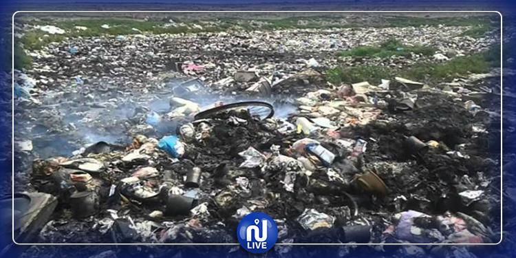 مصبّ النفايات بعقارب سيغلق نهائيا في غضون 2022