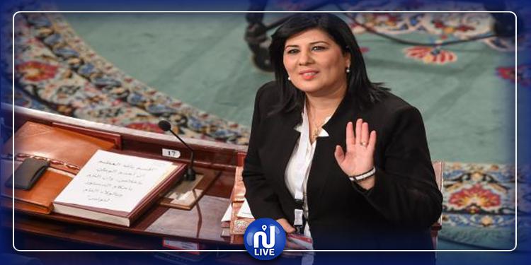 عبير موسي : ''الدعوة مرفوضة وموعدنا في البرلمان لنصوت ضد حكومتكم ''