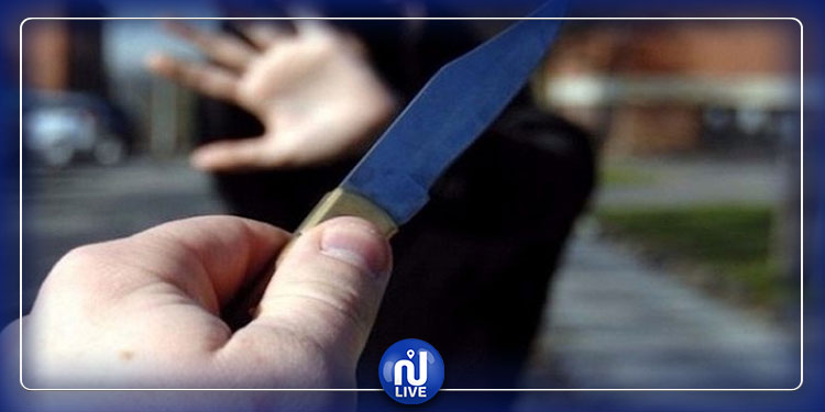 المنار.. منحرف خطير يعتدي على عون أمن بسكين  ويصيب آخر بالغاز المشل للحركة