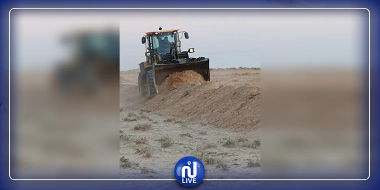 الدولة تسترجع 95 هكتارا من أراضيها في توزر