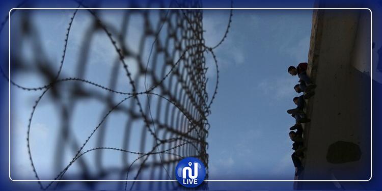 مصر تبني جدارا على الحدود مع  غزة