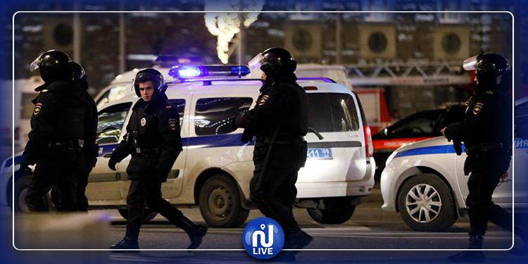روسيا تعلن طعن شخصين بسكين داخل كنيسة