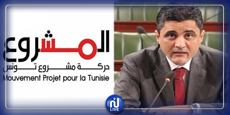 حسونة الناصفي ينفي استقالته من مشروع تونس