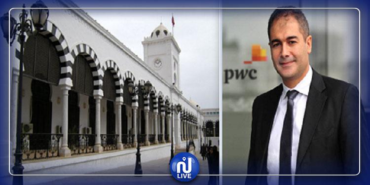 السيرة الذاتية لمحمد نزار يعيش وزير المالية المقترح في حكومة الفخفاخ