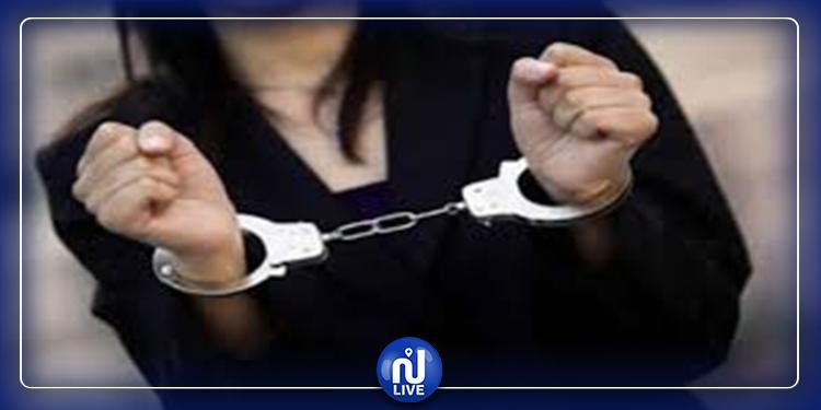 القبض على فتاة مورطة في قضايا ذات صبغة ارهابية