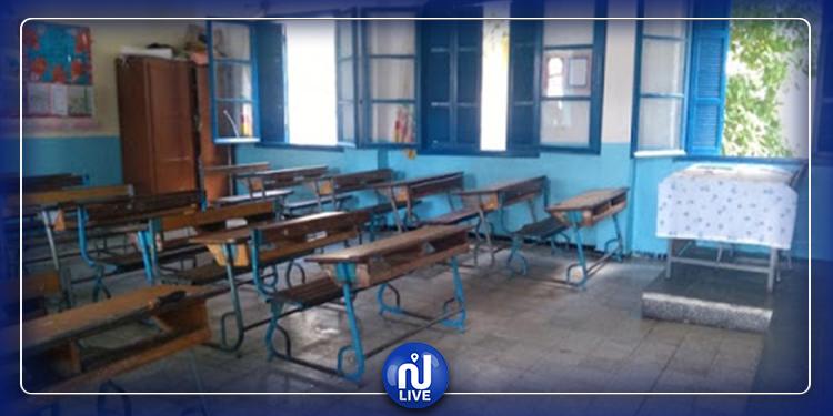 كافة المدارس الإبتدائية بتونس العاصمة  في إضراب