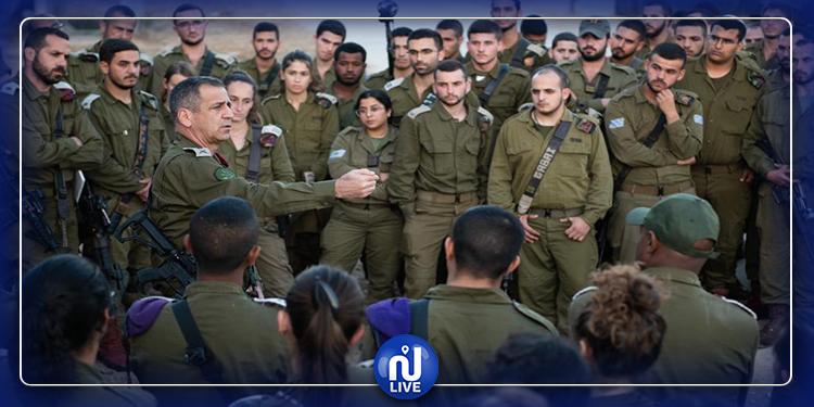 الكيان الصهيوني يفرض الحجر على 450 جنديا