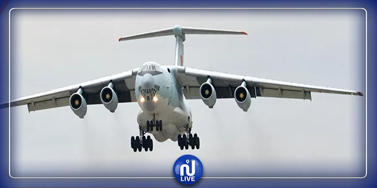 أول طائرة شحن روسية محملة بخبراء ومعدات طبية تقلع نحوإيطاليا