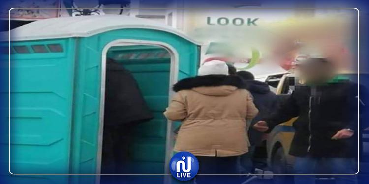 500 ملیم مقابل غسل اليدين بالفضاءات التي ركزتها بلدية تونس !