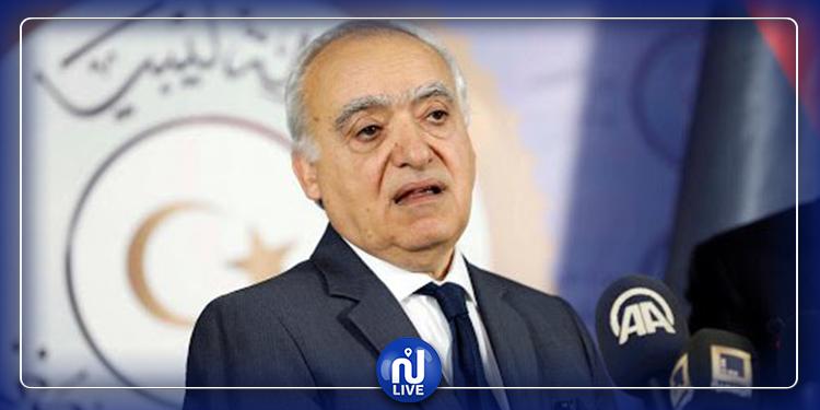 Démission de l'envoyé spécial de l'ONU pour la Libye Ghassan Salamé