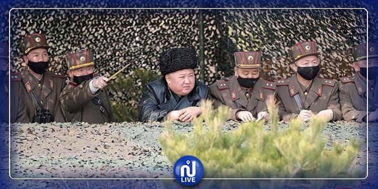 زعيم كوريا الشمالية الوحيد القادر على تحدي  '' كورونا '' (صور)