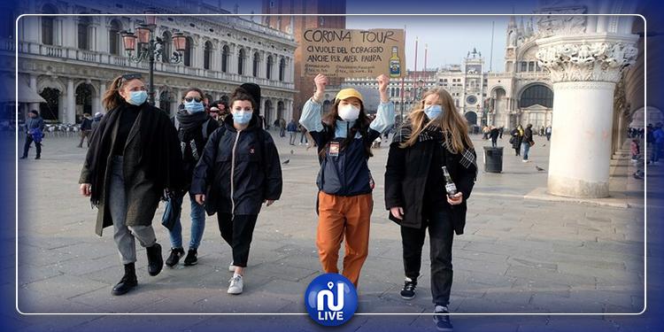 ارتفاع  عدد حالات الوفاة جرّاء  كورونا في إيطاليا