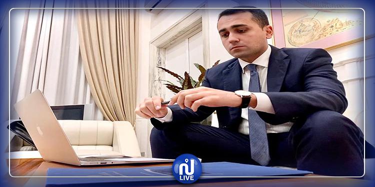 وزير خارجية إيطاليا : الكلمات المعسولة لا تقدم شيئا لنا